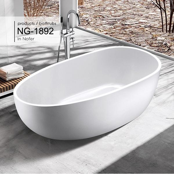 Bồn tắm Nofer NG-1892