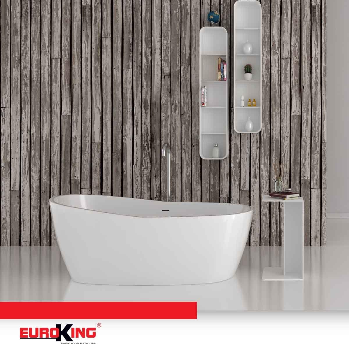 Bồn tắm Euroking LOUISE EU-6037