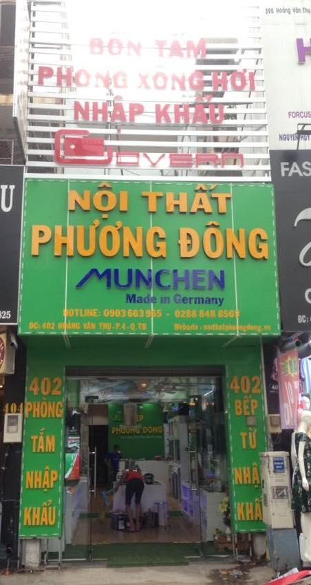 Giới thiệu về Bếp Phương Đông 402 Hoàng Văn THụ