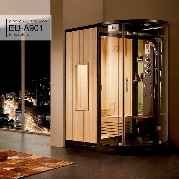 Phòng xông hơi Euroking EU-A901