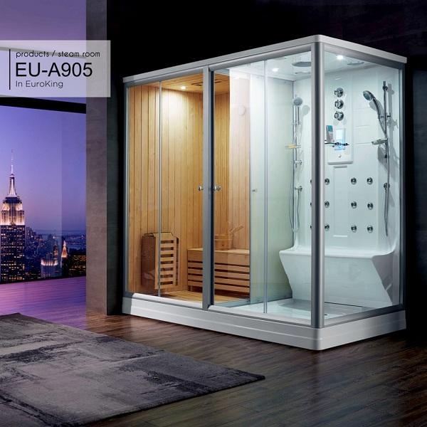 Phòng xông hơi Euroking EU-A905