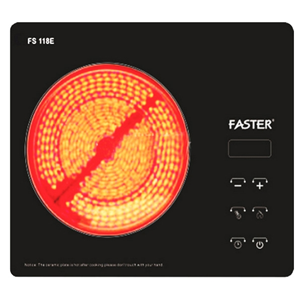 Bếp hồng ngoại Faster FS-118E