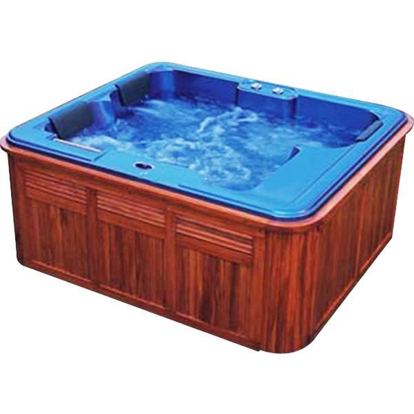 Bồn tắm Jacuzzi Govern Spa-001