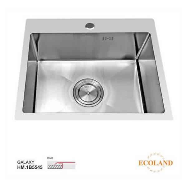 Chậu rửa chén Ecoland Galaxy HM.1B5545