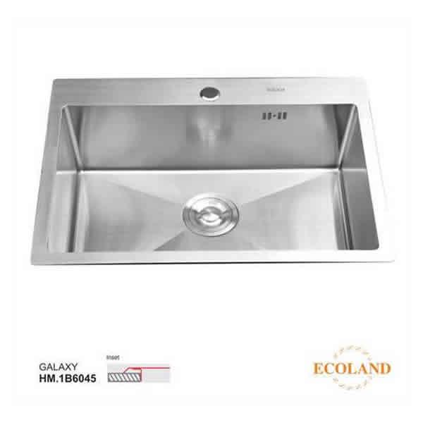 Chậu rửa chén bát Ecoland GALAXY HM.1B6045