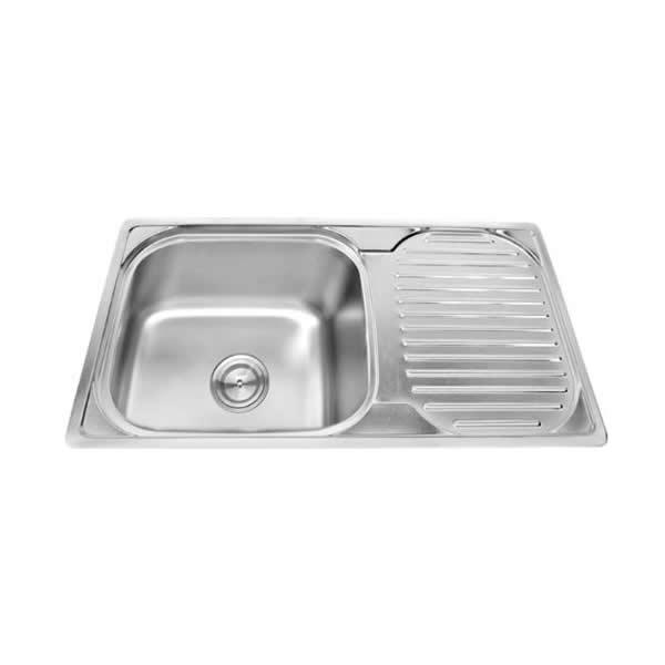 Chậu rửa chén Ecoland Mercury IN.1B1D800