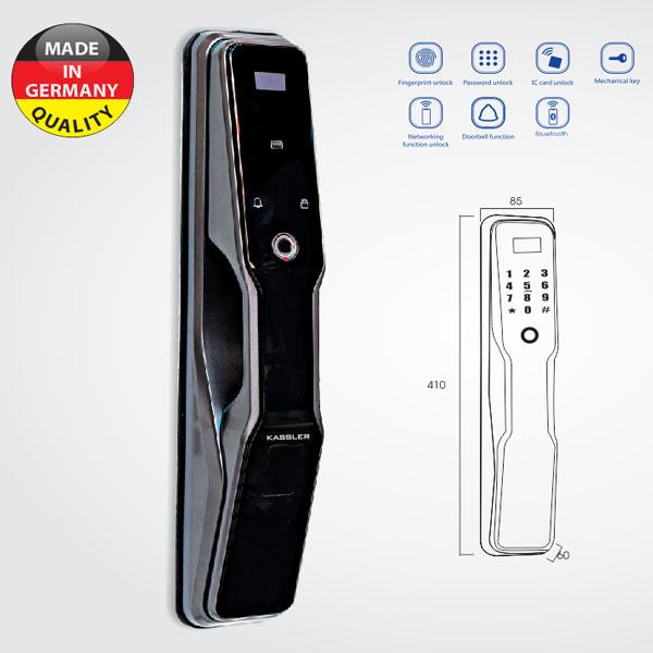Khoá vân tay KASSLER KL-868- Dùng App