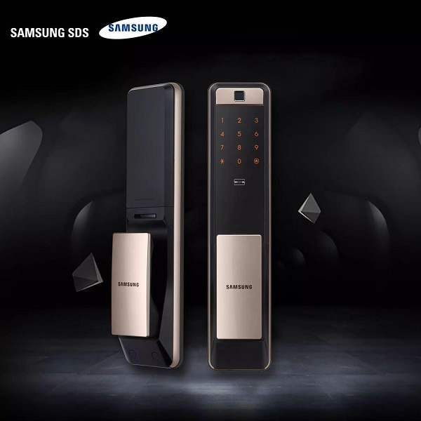 Khóa vân tay Samsung SHP-DP609