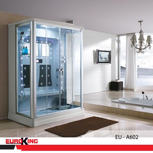 Phòng xông hơi EuroKing Eu A602