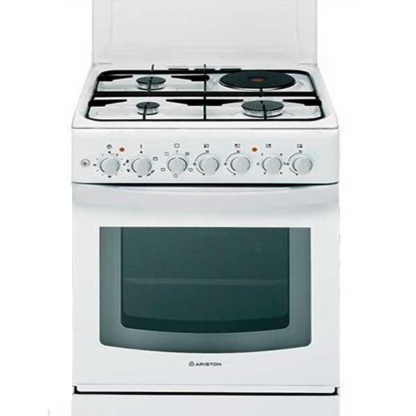 Bếp tủ liền lò Ariston C31N1(W) EX