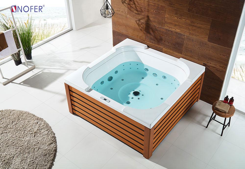 Bồn tắm massage Nofer NG – 1313