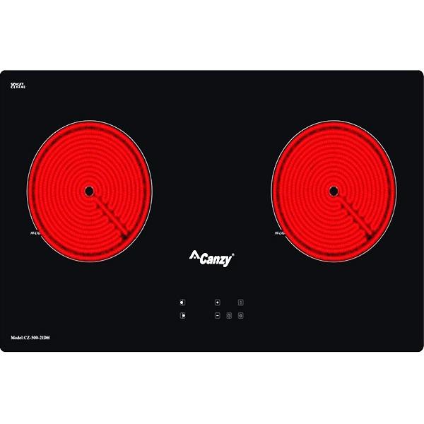 Bếp hồng ngoại Canzy CZ500-2DIH