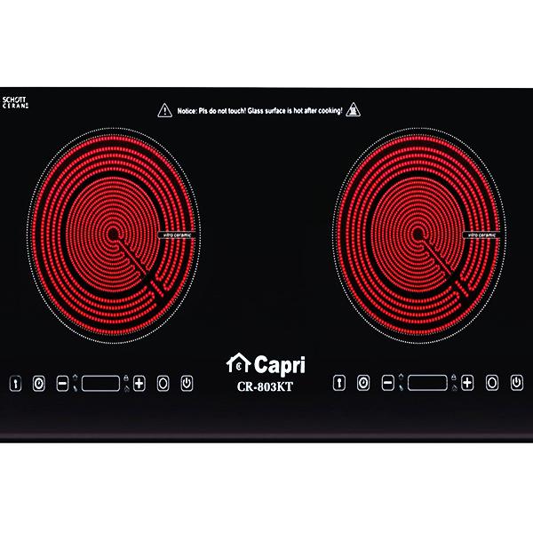 Bếp điện Capri CR-803KT