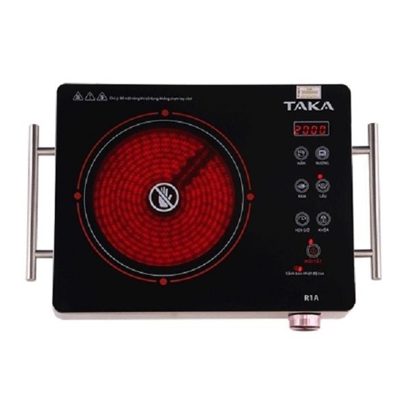 Bếp hồng ngoại đơn Taka R1A