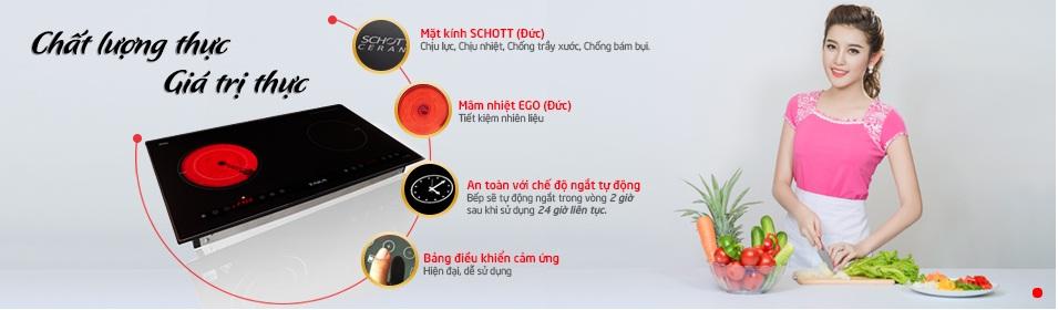 Bep hong ngoai Nhat Ban loai nao tot