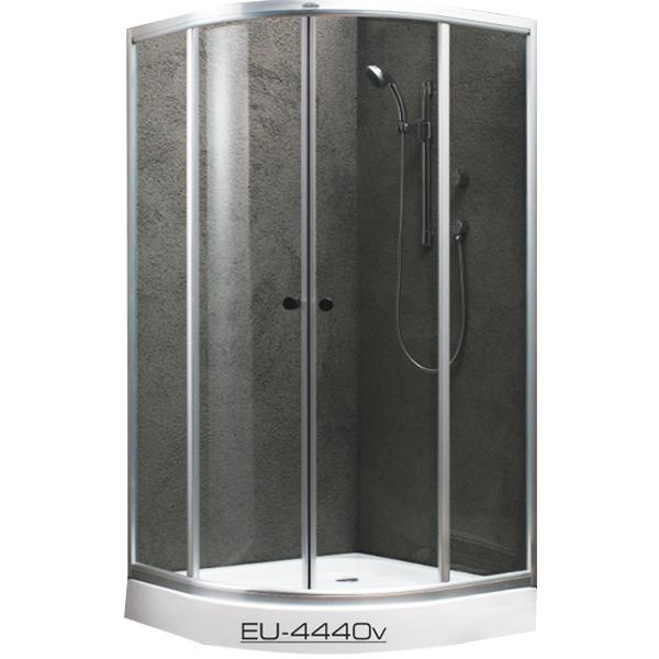 Bồn tắm vách kính Euroking EU-4440