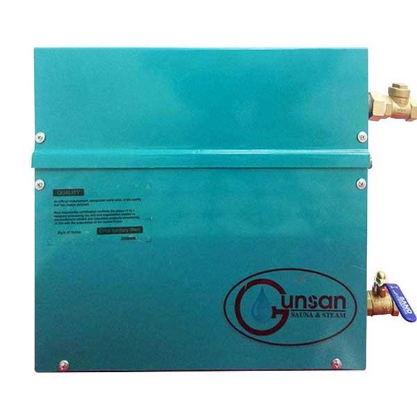Máy xông hơi ướt Gunsan 12kw- điện tử