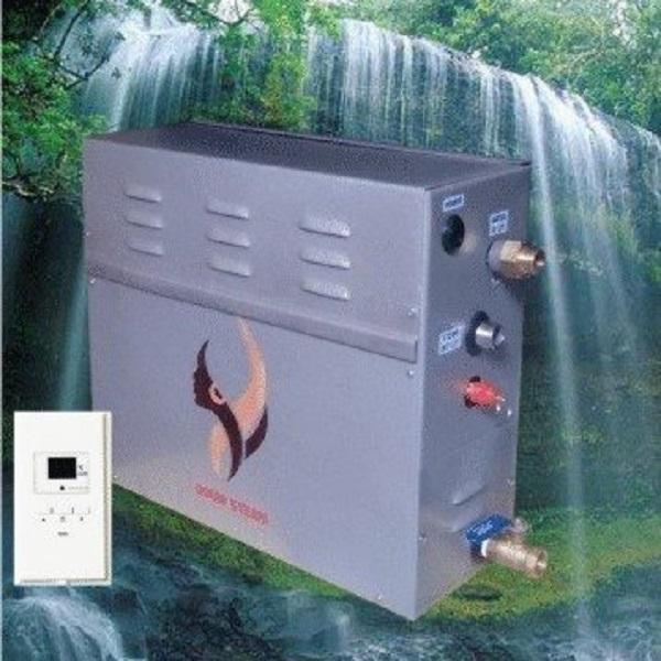 Máy xông hơi ướt Gofar 9 kw - điều khiển điện tử