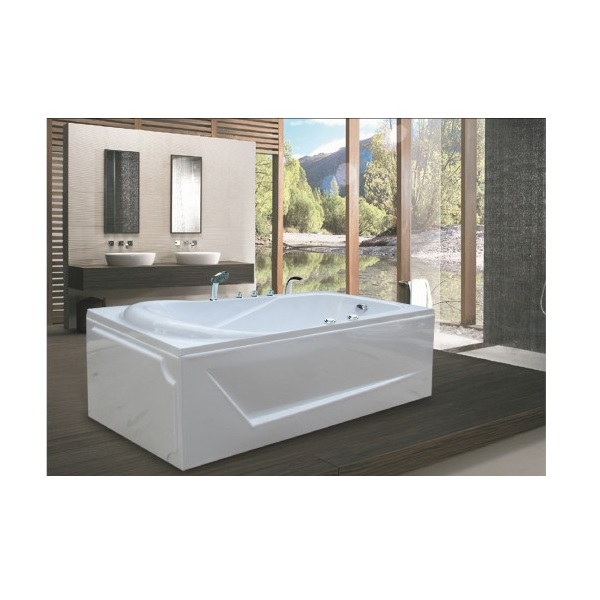 Bồn tắm massage Miller 1780