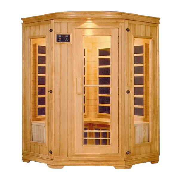 Các loại phòng xông hơi gỗ hiện nay