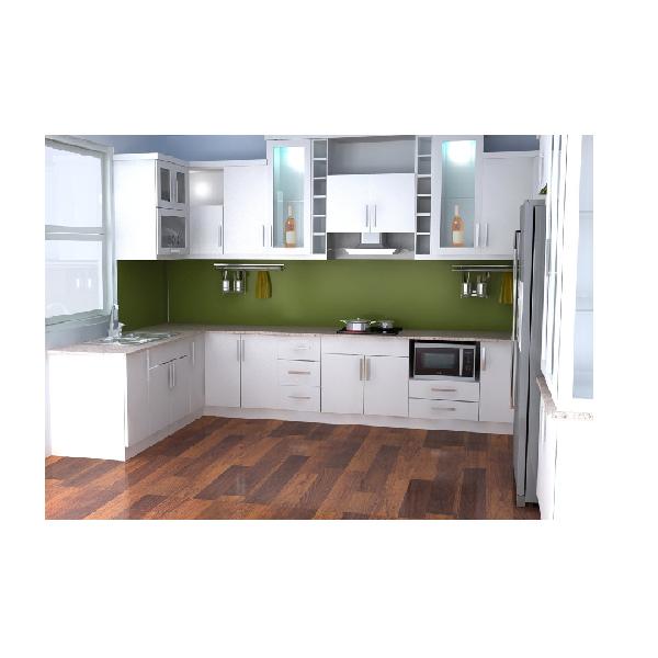 Tủ bếp nhựa cao cấp Picomat 1